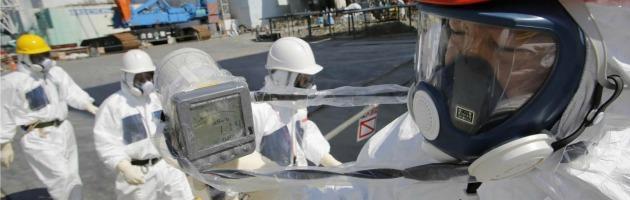 Giappone, 120 tonnellate di acqua radiottiva fuoriuscita dall'impianto