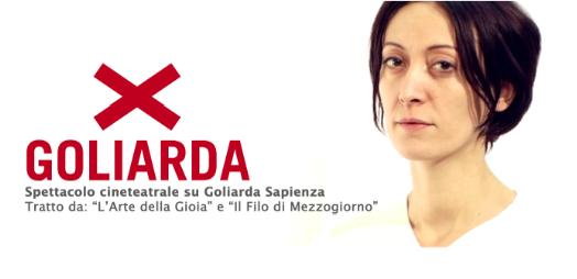 Goliarda, la prima teatrale al Biagi-D'Antona di Castel Maggiore