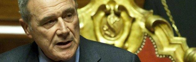 """Pietro Grasso: """"Dobbiamo cominciare una nuova fase costituente"""""""