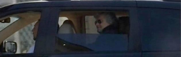 Beppe Grillo al Quirinale