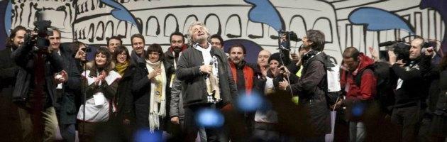 """Grillo: """"Grasso? Trappola contro i 5 Stelle, ma i nostri rispettino le regole"""""""