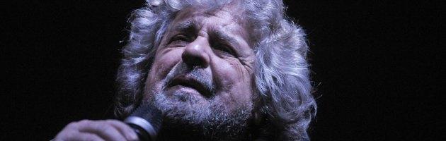 """Nuovo governo, Grillo: """"Bersani come padri puttanieri che prendono per il culo"""""""