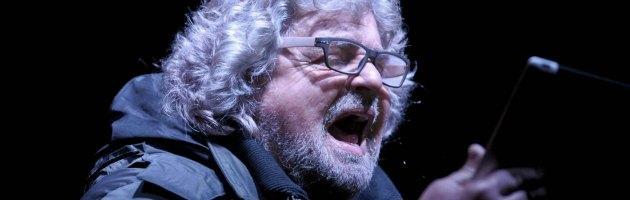 """Messora nella bufera, Grillo lo difende: """"Attacco preventivo della stampa"""""""