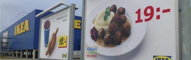 Ikea, torte al cioccolato con colibatteri. Bloccate le vendite in Italia