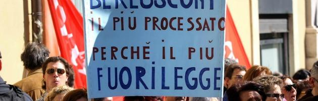 """Roma, il Comune: """"Azioni risarcitorie se ci saranno disservizi per Popolo Viola"""""""