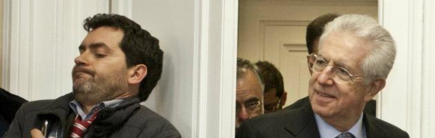 Sceso dalla campagna elettorale, Monti dimentica la trasparenza sull'Agenda