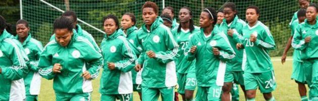 Nigeria Calcio Femminile