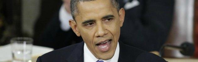 """Usa, Obama si taglia lo stipendio. """"Solidarietà con i dipendenti pubblici"""""""