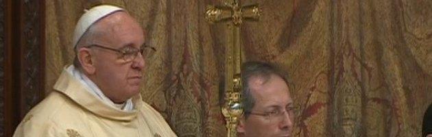 "Papa Francesco incontra i cardinali: ""Voi siete i preti del Santo Padre"""