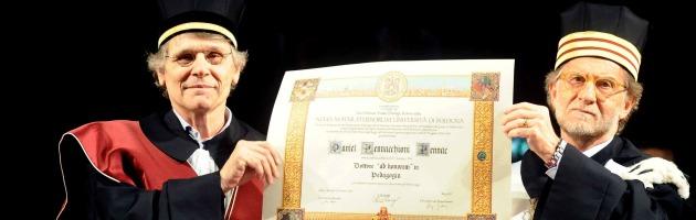 Daniel Pennac, il laureato. Bologna incorona il signor Malaussene (foto)