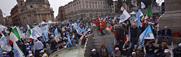 """Berlusconi: """"Colle al centrodestra. Noi pronti a nuova campagna elettorale"""""""