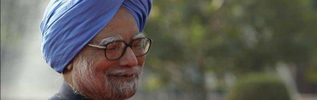 Primo Ministro Indiano Singh