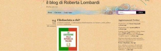 M5s lombardi e il fascismo buono strumentalizzata da - Lombardi immobiliare ...