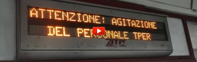 """Autobus, a Bologna è sciopero selvaggio. Traffico in tilt. """"Città presa in ostaggio"""""""