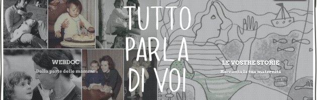 Maternità, online su Ilfattoquotidiano.it il webdocumentario 'Tutto parla di voi'