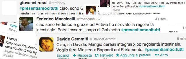 """Movimento 5 Stelle, #presentiamocitutti. Su Twitter l'ironia sulla """"sfilata"""" degli eletti"""