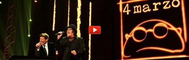 Lucio Dalla, concerto 4 marzo: il boato dei 50 mila in Piazza Maggiore (foto e video)