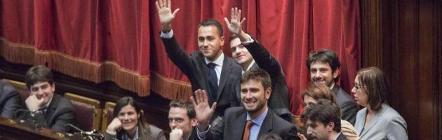 Nel m5s fronda per il dialogo con il pd domani grillo for Parlamentari 5 stelle elenco