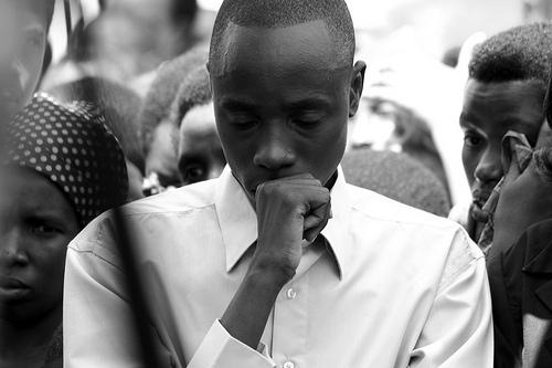 Commemorazione Genocidio Ruanda