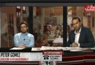 FattoTv, riguarda il discorso di Enrico Letta con il commento di Gomez e Feltri
