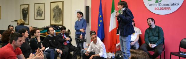 """La rabbia della base Pd alla Bolognina: """"Eravamo comunisti, ora siamo la Dc"""""""