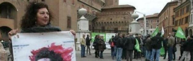 Aldrovandi, trasferito questore di Ferrara. Autorizzò la manifestazione del Coisp