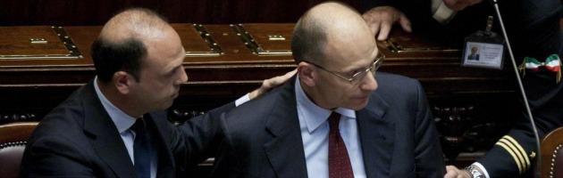 """Nuovo governo, il discorso di Enrico Letta per la fiducia: """"Stop Imu a giugno"""""""