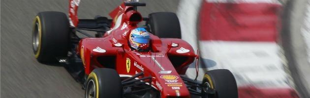 F1, Vettel domina a Spa. Alonso show: parte nono, conclude secondo