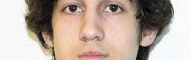 Dzhokhar Tsarnaev - Attentato Boston