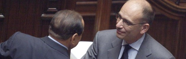 Il governo Letta chiede la fiducia alla Camera. Ultimatum del Pdl sull'Imu