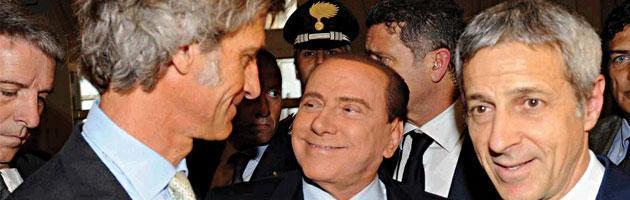 Renzi – Berlusconi, faccia a faccia a Parma. Salta incontro Cavaliere – Bersani