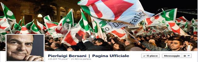 Facebook Pagina Bersani
