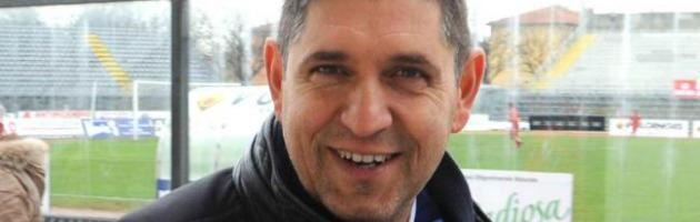 Presidente del Rimini Calcio azzannato al volto dal proprio cane