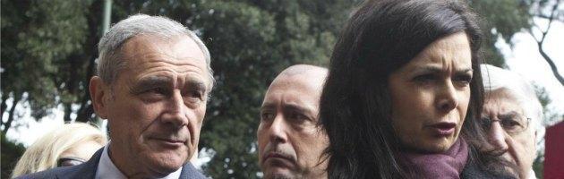 """Grasso-Boldrini, nessuna polemica: """"Lavoro nel segno dell'intesa più stretta"""""""