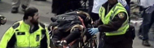 Attentato Boston, pentole a pressione come bombe. Tre morti, oltre 170 feriti