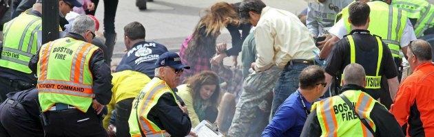 """Attentato Boston, Cnn: """"Arrestato sospetto"""". Poi la smentita della polizia"""