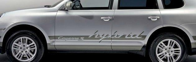 Cayenne Hybrid