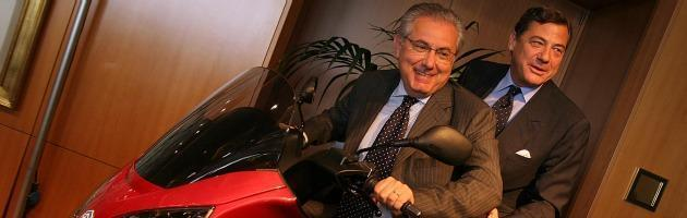 Roberto Colaninno e Magnoni