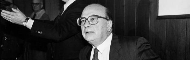 """Bobo Craxi: """"Se papà era il capo dei ladri, Amato era il vice-ladrone"""""""