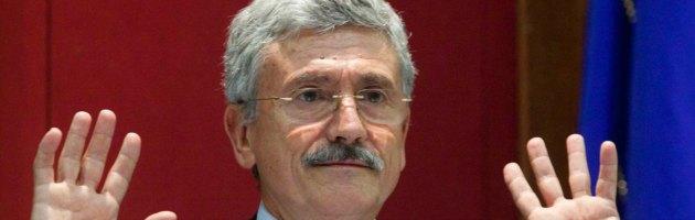 """D'Alema a ruota libera: """"B. ai domiciliari, Letta senza futuro, Renzi premier"""""""