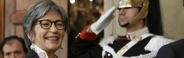 """Quirinale, Finocchiaro a Renzi: """"Attacco miserabile"""". E il sindaco: """"Amarezza"""""""