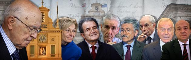 Quirinale 2013, chi volete al Colle dopo Napolitano? Vota il nostro sondaggio
