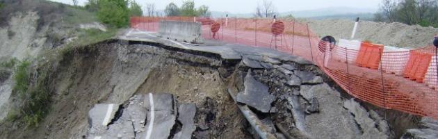 "Frane in Appennino, è emergenza danni. I sindaci: ""Il governo ci ha già dimenticati"""