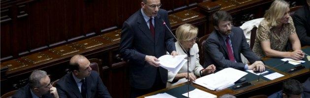 Governo Letta, fiducia alla Camera: 453 sì, 153 no. Si astiene la Lega