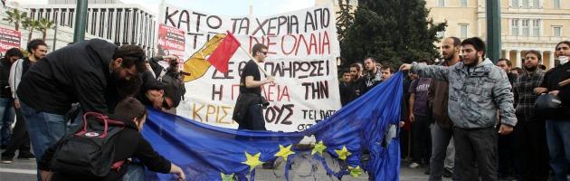Grecia, lunedì arrivano 4 miliardi di euro di aiuti dall'Unione Europea