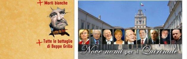 """Presidente Repubblica, Casaleggio apre a Prodi: """"Ok se vince le Quirinarie"""""""