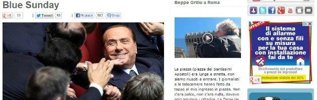 Blog Beppe Grillo