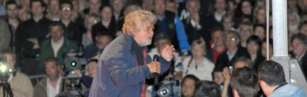 """Grillo alla Bild: """"Italia in bancarotta in autunno. Berlusconi? E' finito"""""""