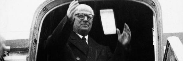 Quirinale, gli 11 presidenti – Gronchi, da Benito alla censura Tognazzi-Vianello