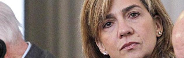 Spagna, indagata l'infanta Cristina. Re Juan Carlos a rischio abdicazione